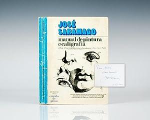 Manual De Pintura E Caligraphia.: Saramago, Jose