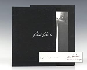Lines of My Hands.: Robert Frank