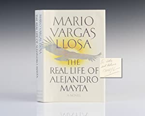 The Real Life of Alejandro Mayta.: Vargas Llosa, Mario