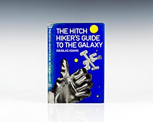 The Hitch Hiker's Guide To the Galaxy. [Hitchhiker's]