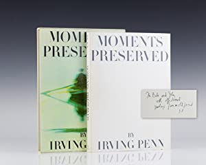 Moments Preserved.: Penn, Irving; Alexander