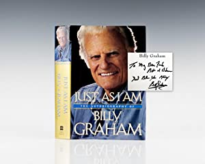 Just As I Am: The Autobiography of: Graham, Billy