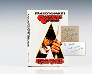 Stanley Kubrick's Clockwork Orange.