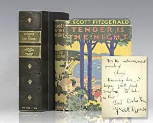 Tender Is The Night.: Fitzgerald, F. Scott