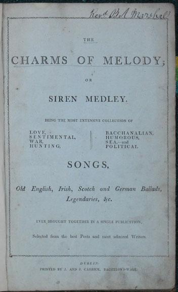 old english sentimental songs