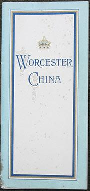 A Guide Through the Worcester Royal Porcelain Works.