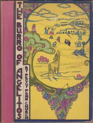 The Burro of Angelitos. Illustrated by Gigi Shaule Johnson.