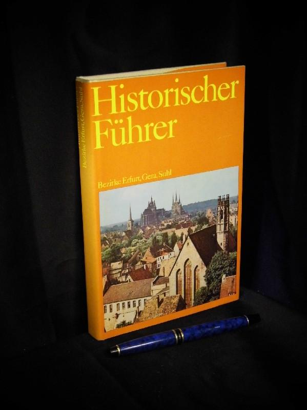 Historischer Führer, Erfurt, Gera, Suhl - Stätten: Heydich, Lutz sowie