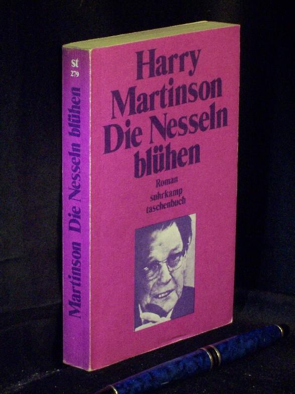 Die Nesseln blühen - Roman - aus: Martinson, Harry -