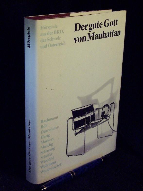 Der gute Gott von Manhattan - Hörspiele aus der BRD, der Schweiz und Österreich - - Volke, Lutz (Zusammenstellung) -