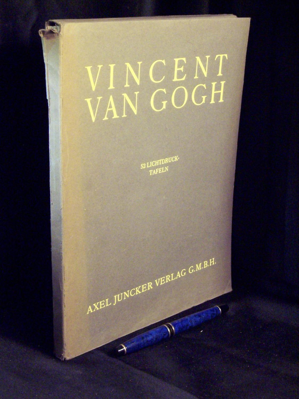 52 Lichtdrucktafeln -: Gogh, Vincent van
