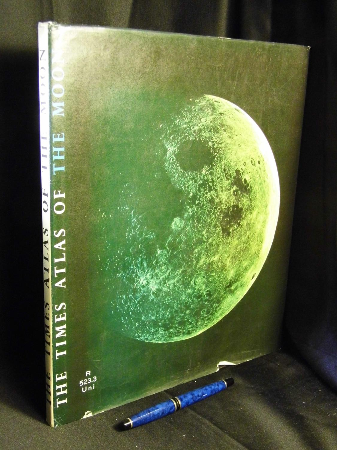 times atlas of the moon