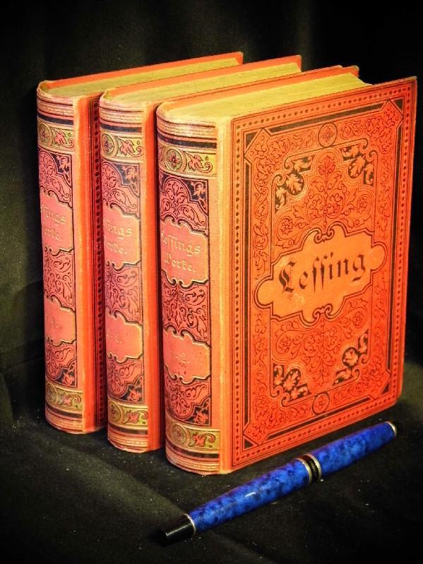 Lessing Werke Und Briefe In 12 Bänden : Lessings werke von lessing zvab