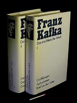 Das Erzählerische Werk I + II -: Kafka, Franz -