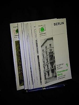 Sammlung) Rundgänge durch Quartiere. 1-4, 7-9 (7: Senator für Bau-