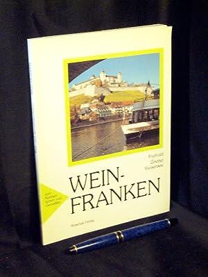Wein-Franken - Wein- und Spezialitätenführer für Reise: Freihold, Jochen sowie
