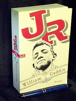 JR - Roman - aus der Reihe: Gaddis, William -