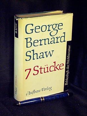 7 Stücke - Die Häuser des Herrn: Shaw, George Bernard