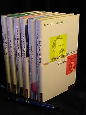 Sammlung) Paare (7 Bände) - Carola Stern: