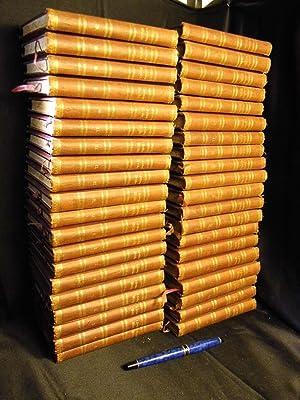 Sämmtliche Werke in vierzig Bänden (komplett) -: Herder, Johann Gottfried