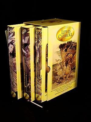 The complete Lewis Carroll. Volume one-three (komplett): Carroll, Lewis -