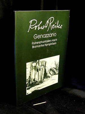 Robert Reiter - Genazzano - Ruinenphantasien nach: Reiter, Robert -