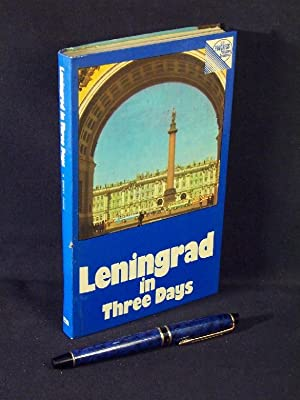 Leningrad in Three Days - a short: Kann, Pavel -