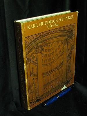 Karl Friedrich Schinkel 1781-1841 - Staatliche Museen: Bartke, Eberhard (Leitung)