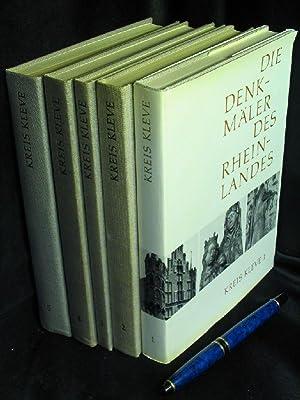 Kreis Kleve (5 Bände vollständig) - 1.: Hilger, Hans Peter