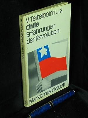 Chile. Erfahrungen der Revolution - aus der: Teitelboim, Volodia sowie