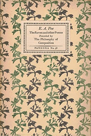 The Raven and other Poems. Preceded by: Poe, Edgar Allan: