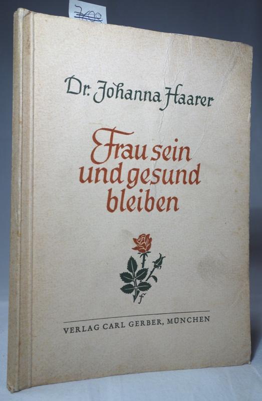 Johanna Haarer Tochter