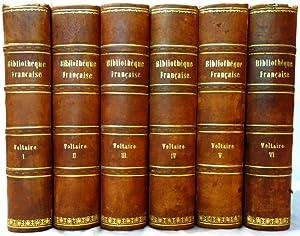 Oeuvres complètes de Voltaire. Avec des notes: Voltaire, Francoise-Marie:
