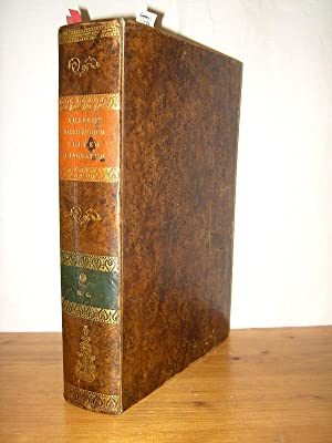 F. Ambrosii Calepini Bergomensis . Dictionarium septem: Calepinus, Ambrosius (Ambrogio