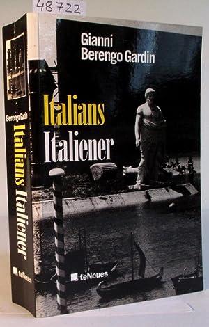 Italiens Italiener. Herausgegeben von Susanna Berengo Gardin.: Berengo Gardin, Gianni:
