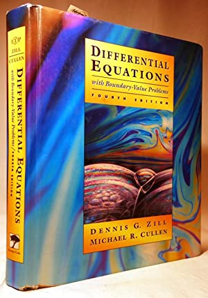 Differential Equations with Boundary Value Problems. Fourth: Zill, Dennis G.