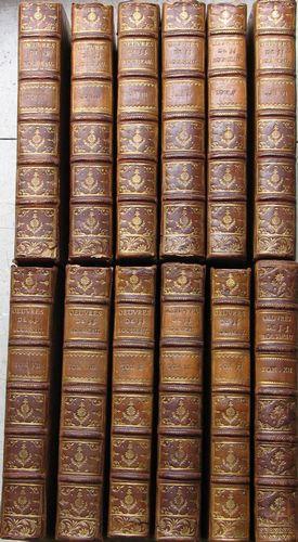 Oeuvres Complètes (tomes 1 à 12): Jean-Jacques ROUSSEAU