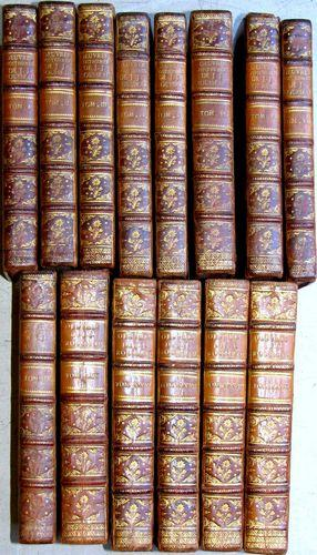 Oeuvres Posthumes (9 volumes), Plus Tome 25: Jean-Jacques ROUSSEAU