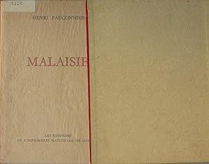 Malaisie: Henri FAUCONNIER