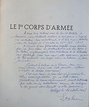 Le 1er Corps d'Armée Septembre 1943 - Mai 1945 (1ère Armée Franç...