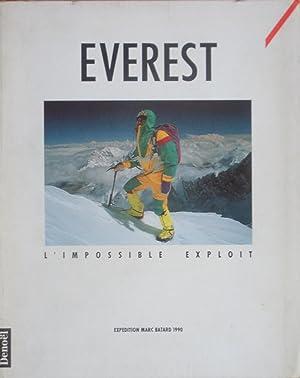 Everest l'impossible exploit - Expédition Marc Batard: Christine de COLOMBEL