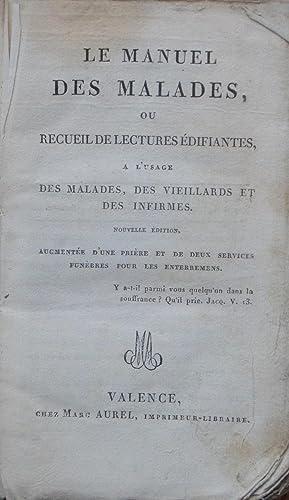 Le manuel des malades ou recueil de: RABAUT SAINT-ÉTIENNE