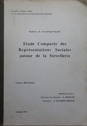Étude Comparée des Représentations Sociales autour de la Sorcellerie: Nicolas ROUSSIAU