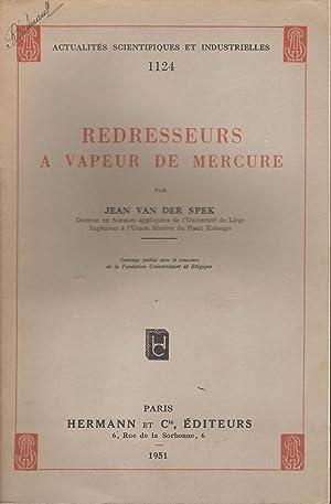 Redresseurs à vapeur de mercure: Jean van der
