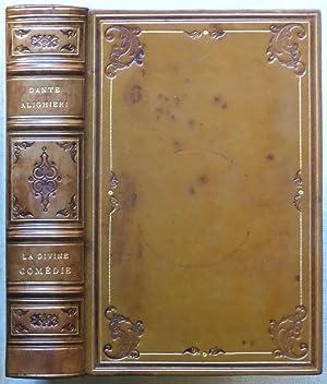 La Divine Comédie de Dante Alighieri, L'Enfer: Dante ALIGHIERI (MOUTONNET