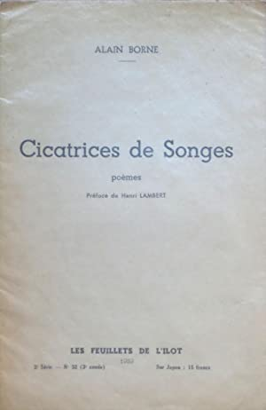 Cicatrices de songes