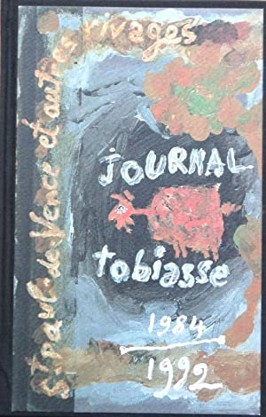 Journal 1984-1992 (Carnet d'artiste): Théo TOBIASSE