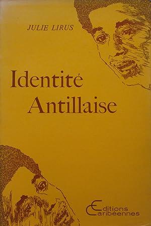 Identité antillaise: Julie LIRUS