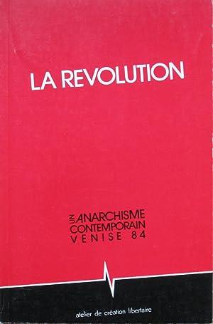 La Révolution: collectif: Luciano LANZA,