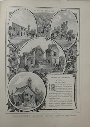 Livre d'or de l'exposition de 1889 - Tome 1: Sous la direction de Charles-Lucien Huard]
